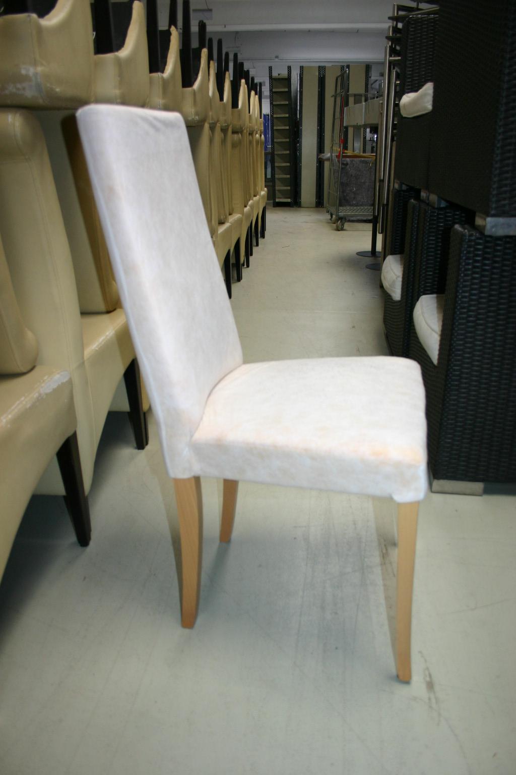 66x stuhl f r restaurant mit buche gestell und stuhlh lle. Black Bedroom Furniture Sets. Home Design Ideas