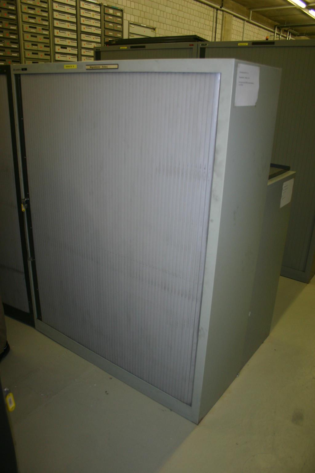 Metallschränke - gebraucht - zur sofortigen Mitnahme in Garching b ...