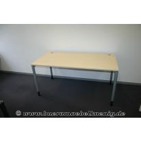 Schreibtisch 160x80 in Ahorn von CEKA