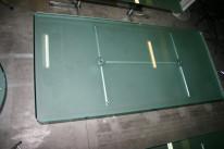 Glastisch von USM Haller / Kitos