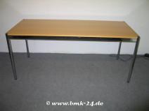 USM Haller Tisch in Eiche 200 x 100