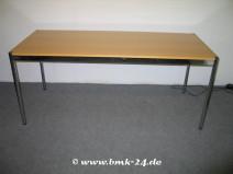 USM Haller Tisch in Ahorn 175 x 75