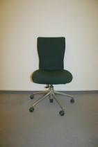 Drehstuhl in schwarz von Vitra, Modell T-Chair