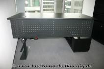 Komplettbüro von CEKA in schwarz