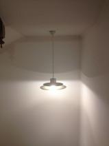 Designer-Deckenlampe von Louis Poulsen oder Möller Jensen