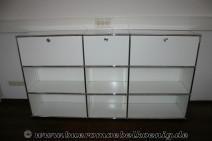 Sideboard von USM Haller in weiß