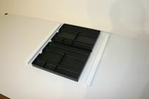 Stiftablage für USM Haller Rollcontainer / Schublade
