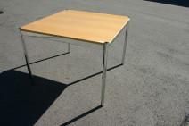 USM Haller Tisch in Buche 100 x 100