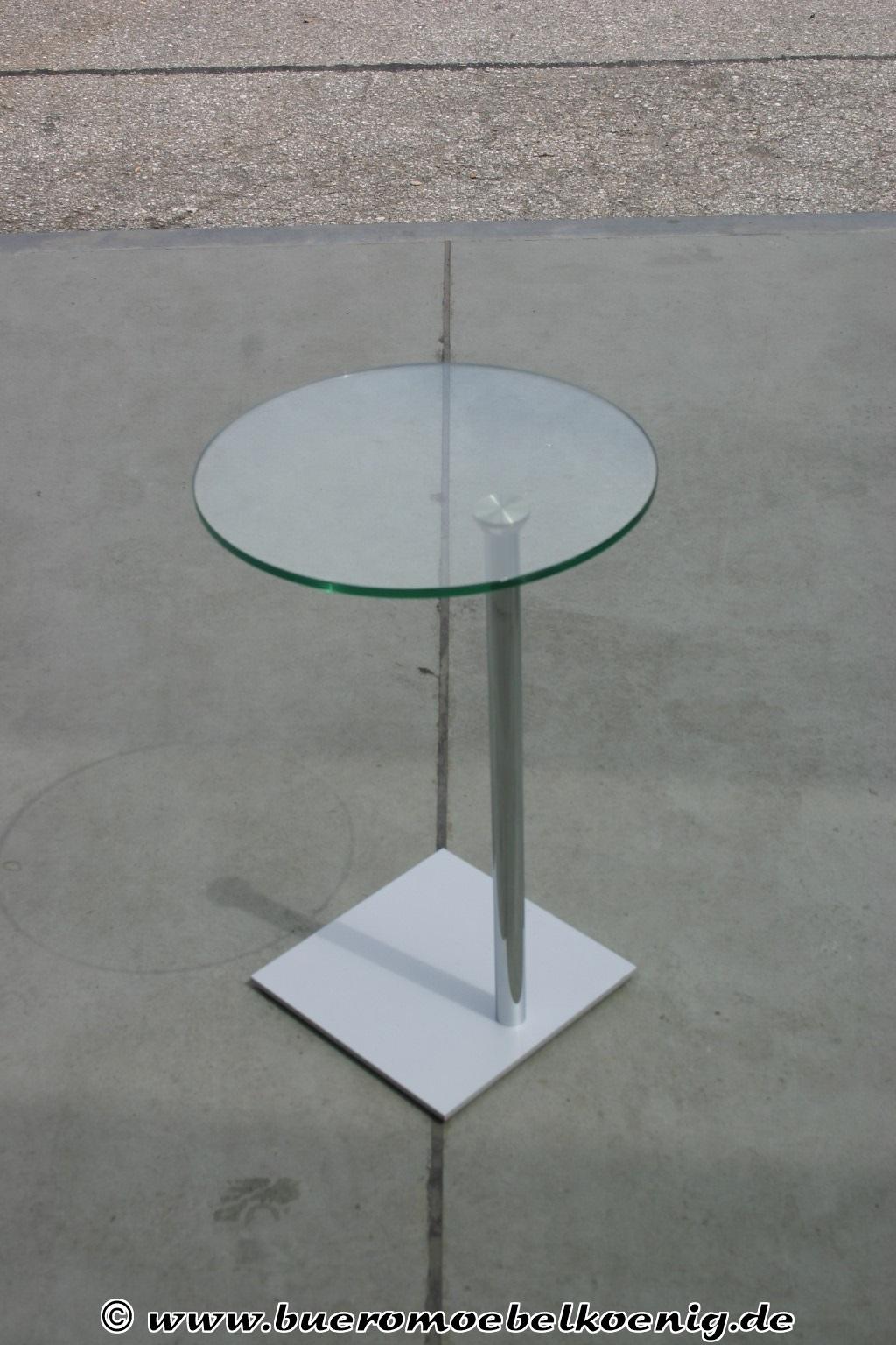 Runder beistelltisch mit glasplatte - Runder couchtisch mit glasplatte ...