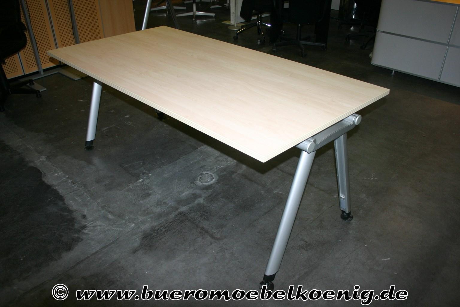 Schreibtisch in Apfel von Dyes/Haworth