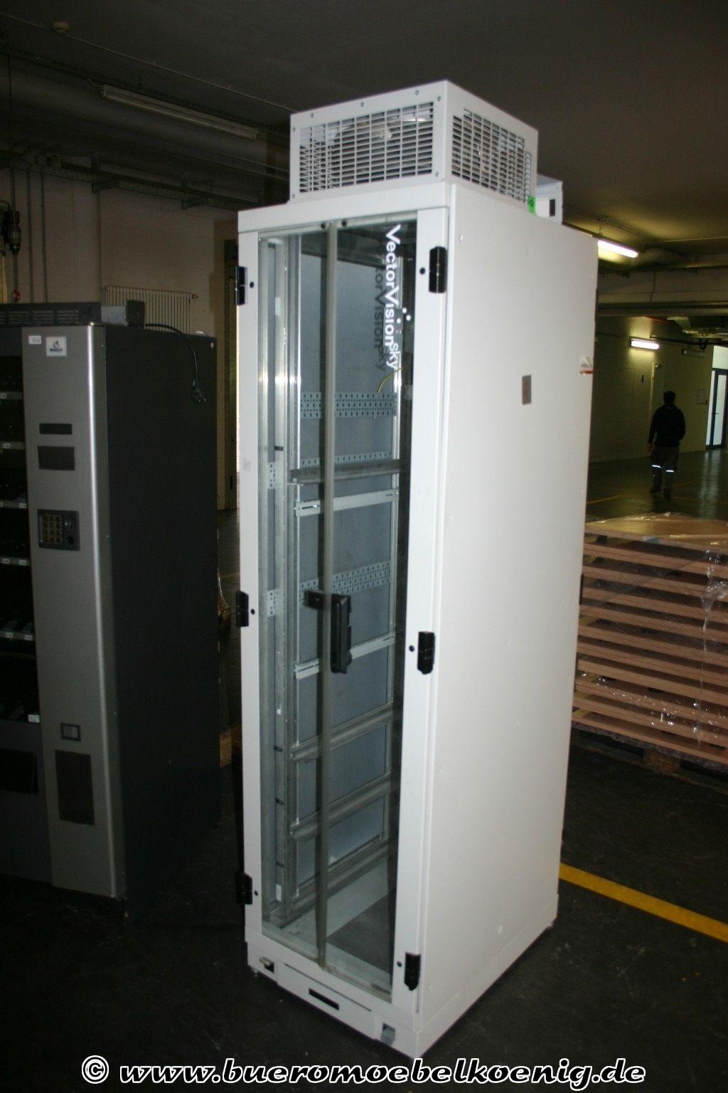 Serverschrank 19 Zoll, 41 HE von Knürr, NS 19.6G