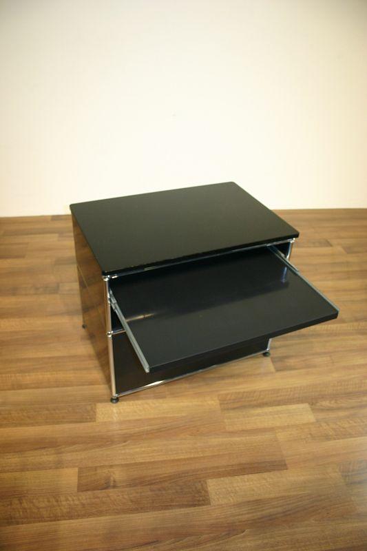 Sideboard in schwarz von USM Haller
