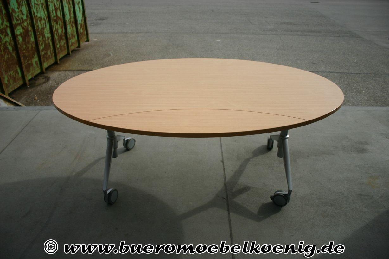 Rollbarer Schreibtisch