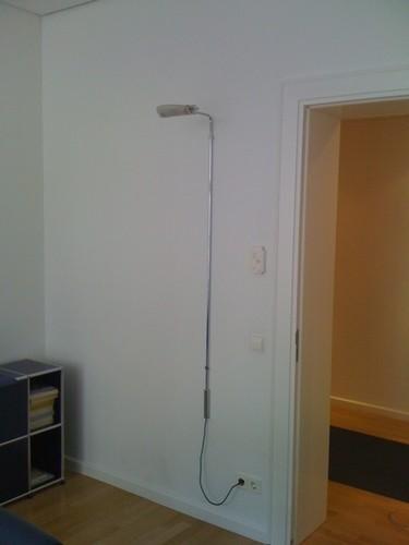 designer wandlampe von cini nils modell gradi. Black Bedroom Furniture Sets. Home Design Ideas