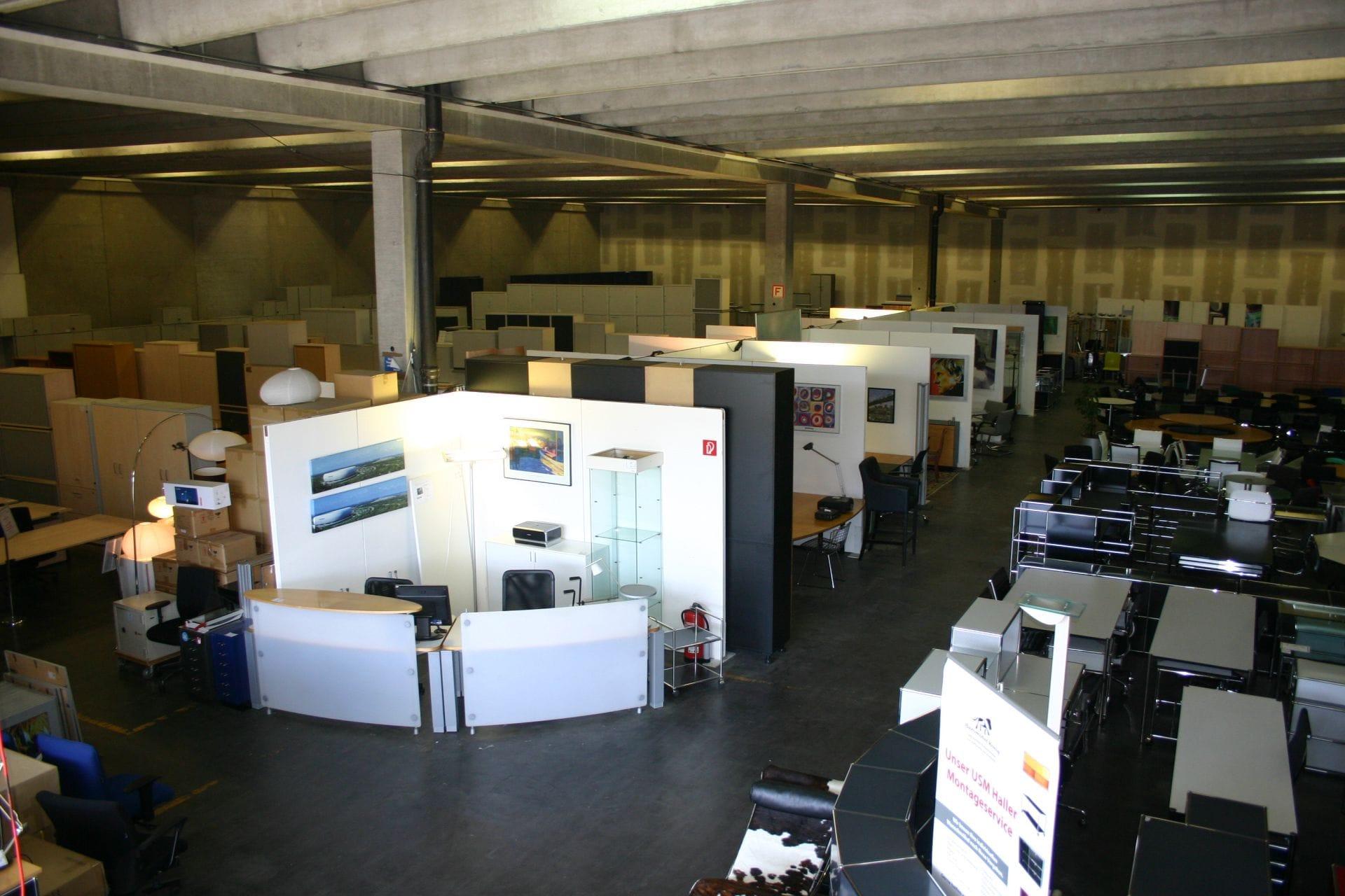 Büromöbel König Ausstellung